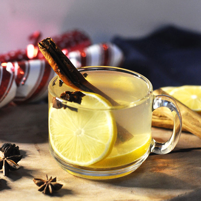 Hot Carolina Toddy